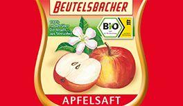 Heimischer Bio Apfelsaft