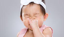 Ist mein Baby allergiegefährdet?