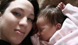 Stillen - beste Babynahrung