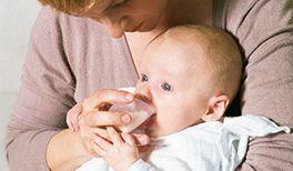 Muttermilch Becher