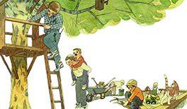 Kinderlied Wer will fleißige Handwerker sehn
