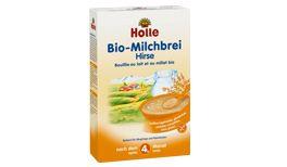 Bio-Milchbrei Hirse