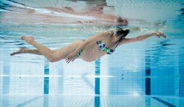 Schwimmen in der Schwangerschaft