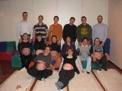 Baby Club Geburtsvorbereitungskurs Januar 2010