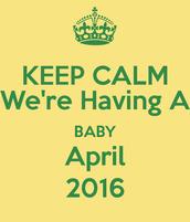 Baby Club April Mamis 2016 <3