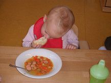 Ohhhh.....essen kann soooo anstrengend sein!!