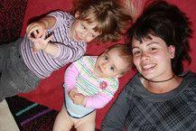 3 Frauen unter sich