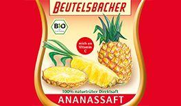 BEUTELSBACHER Ananassaft
