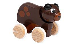 BRIO Schiebe-Bär