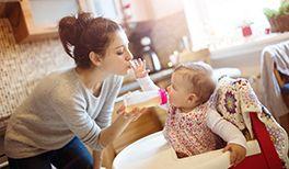 Ernährungs-Tipps für allergiegefährdete Kinder