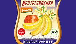 Beutelsbacher Demeter Banane-Vanille