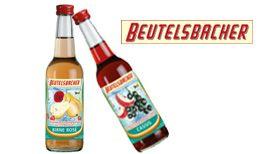 Beutelsbacher prickelnde Erfrischungsgetränke