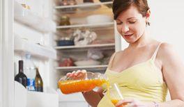 Karottensaft Schwangerschaft