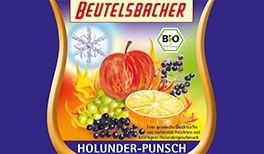 Bio Holunder-Punsch