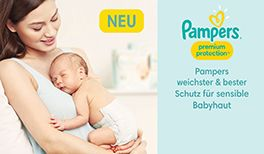 Pampers Premium Protect