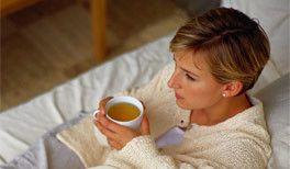 Tee mit Traubenzucker