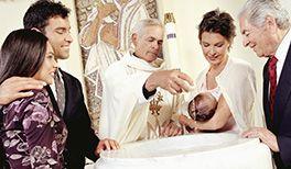 Taufe, Taufkarten