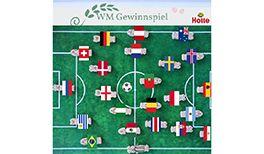 Holle WM Spielplan