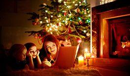 Weihnachtsgeschichte vorlesen