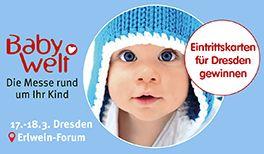 Babyweltmesse Dresden 2018