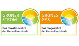 Grünes Gas