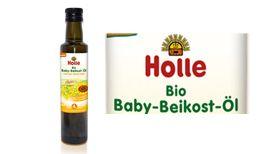 Bio Baby-Beikost-Öl von Holle