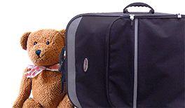 Checkliste Reisekoffer