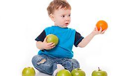Baby vegan ernähren