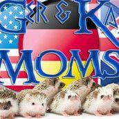 Baby Club English Speaking Mamas Kreis GER & KA