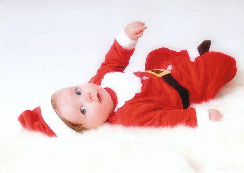 Unser Mini-Weihnachtsmann