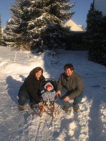 Walkin´ in a winterwonderland