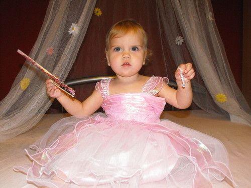 Als Prinzessin
