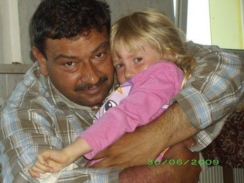 Jenny und ihr Papa
