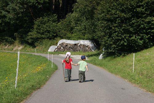 Das Wandern ist des Müllers Lust!