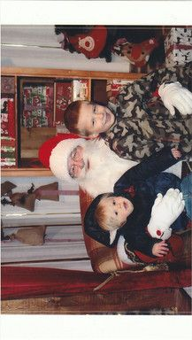 Weihnachten im Centro  Oberhausen<br /> Leon & Luca