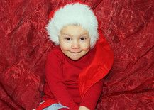 Meine Kleine Weihnachtselfe :D