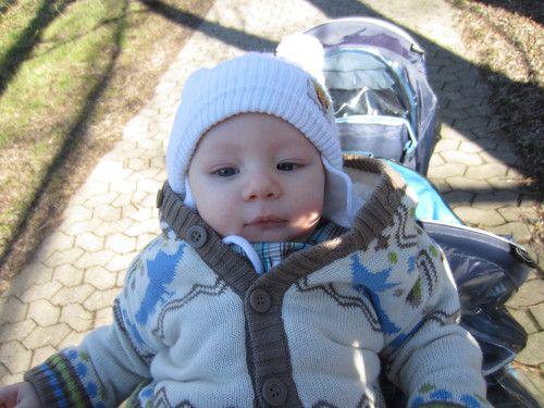 Juliens erster Frühlingshauch