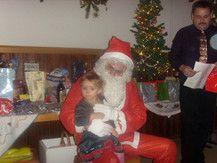 Linda und der Nikolaus