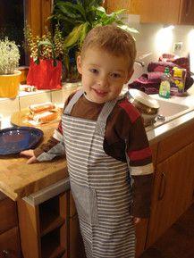Ben ist unser Küchenchef