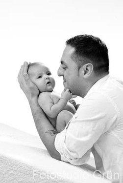 Leon und Papa