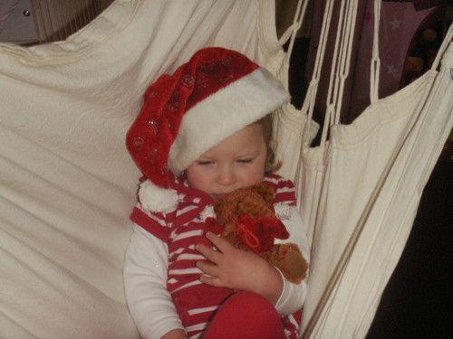 Weihnachtsshooting mit Jule