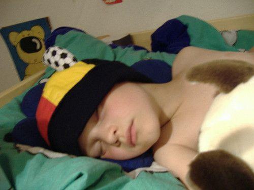 im schlaf bin ich eins mit der deutschen mannschaft!!!