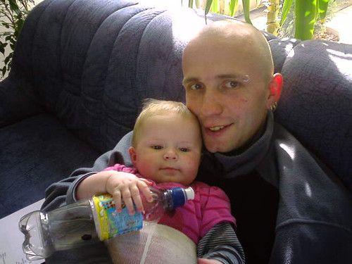 Alina und ihr heißgeliebter Papa......