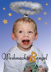 Yannick der kleine Weihnachts(b)engel