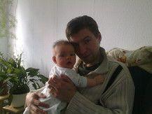 Unsere Knuddelmaus und der beste Papa der Welt