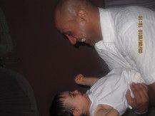 jaaaa... papa und ich haben spaß :)