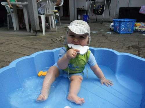 Badespaß