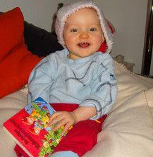Julian in Weihnachtsstimmung