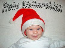 Unsere süße Weihnachtsmaus