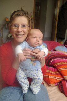 ..Mama & Jannik..